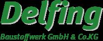 Delfing Baustoffwerk GmbH & Co. KG